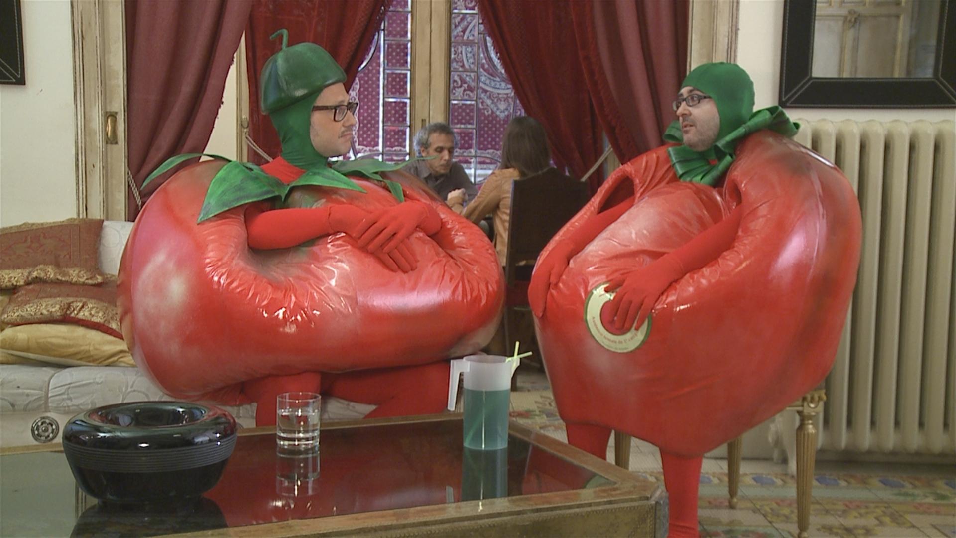 Dos tomates y un destino